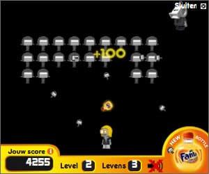 Fun invaders (Space invaders)