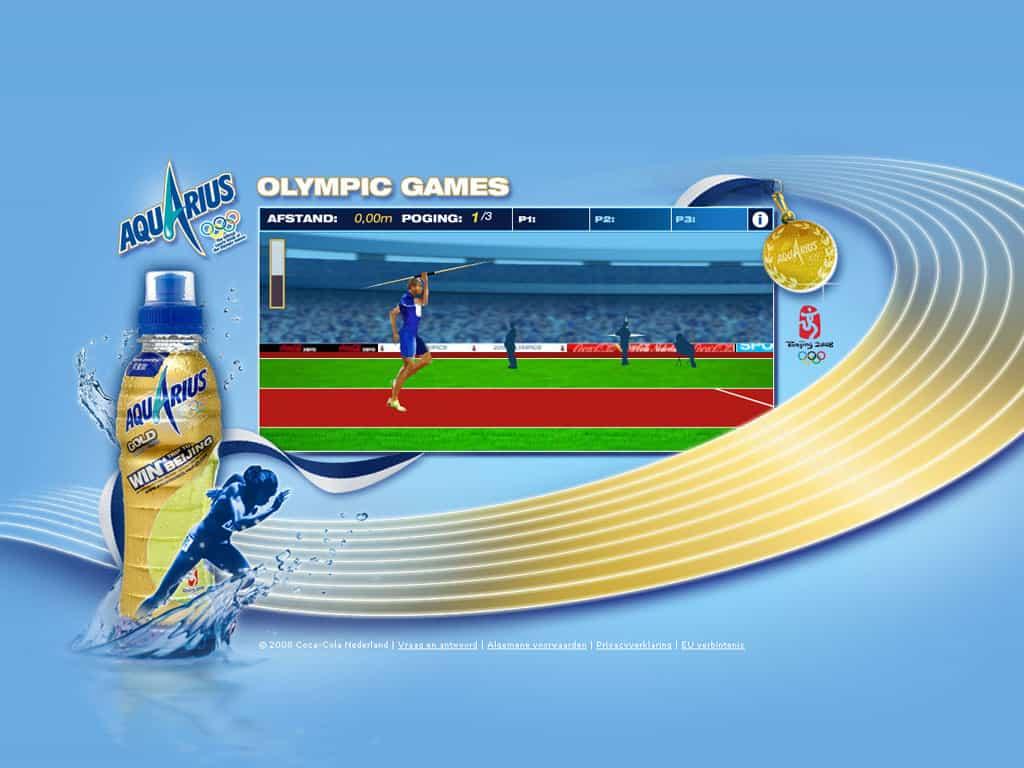 Aquarius Olympics 2